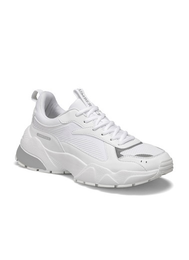 Lumberjack Lumberjack   Sneaker Beyaz